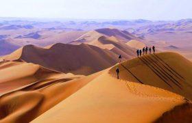 Maranjab-Desert