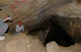 Moghan-Cave