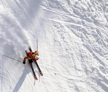 Ski Over Persian Mountains